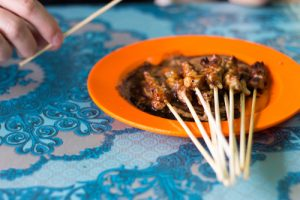 Health Benefits of Lizard Meat - Monitor satay