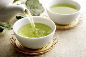 Green Tea healing to the body